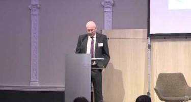 Macmillan's Annual Corporate Partner Event - Macmillan Cancer Voice, Chris Lewis