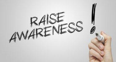 Raising Awareness Must Lead To Change!