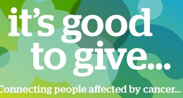 It's Good To Give....